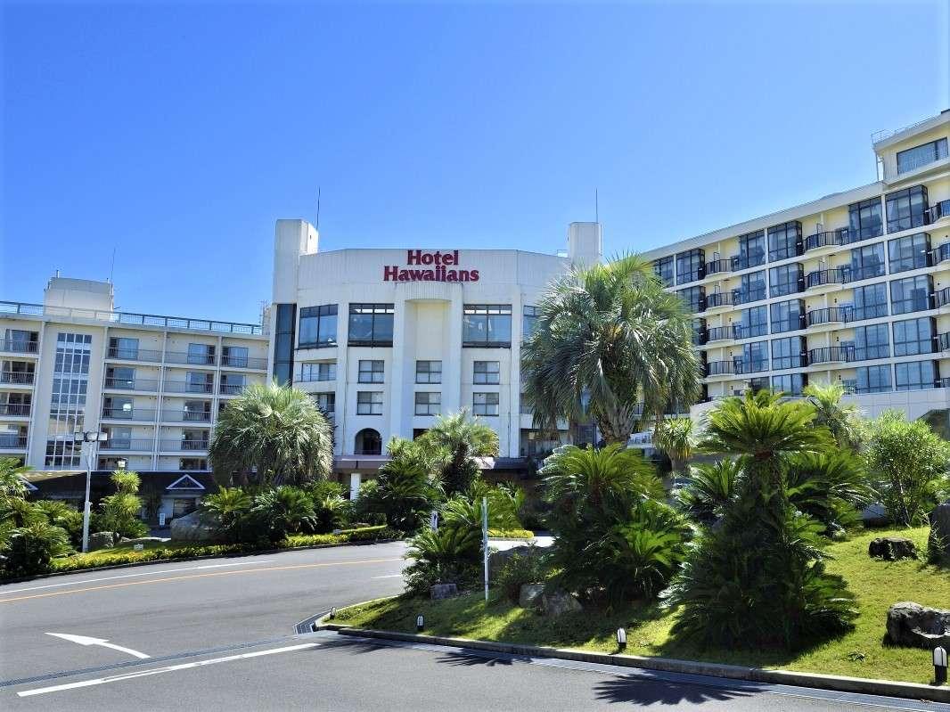 家族旅行から団体宿泊まで、お部屋タイプが多彩で豊富なホテルハワイアンズ