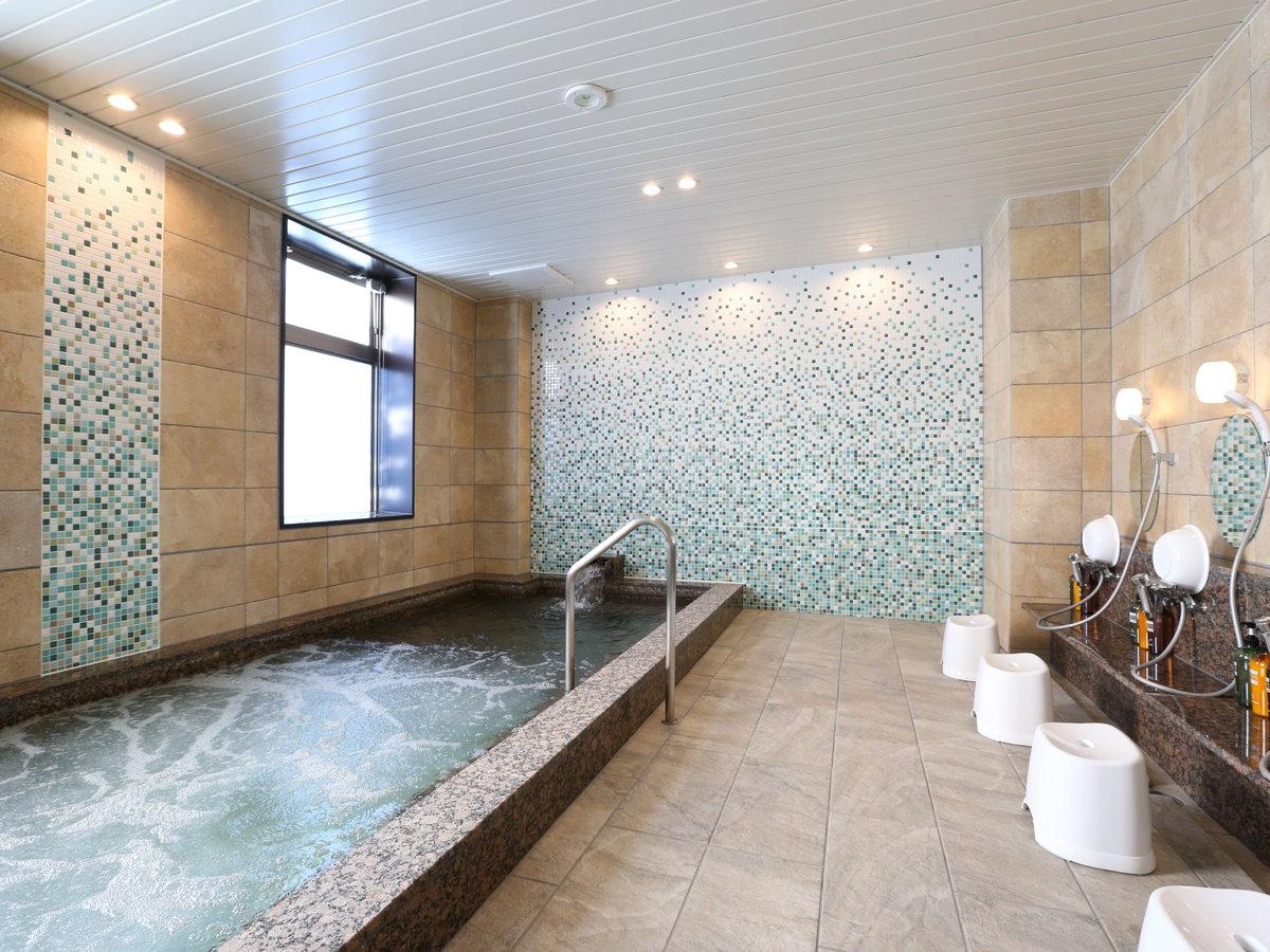 男性大浴場「ノーサイドテルメ」