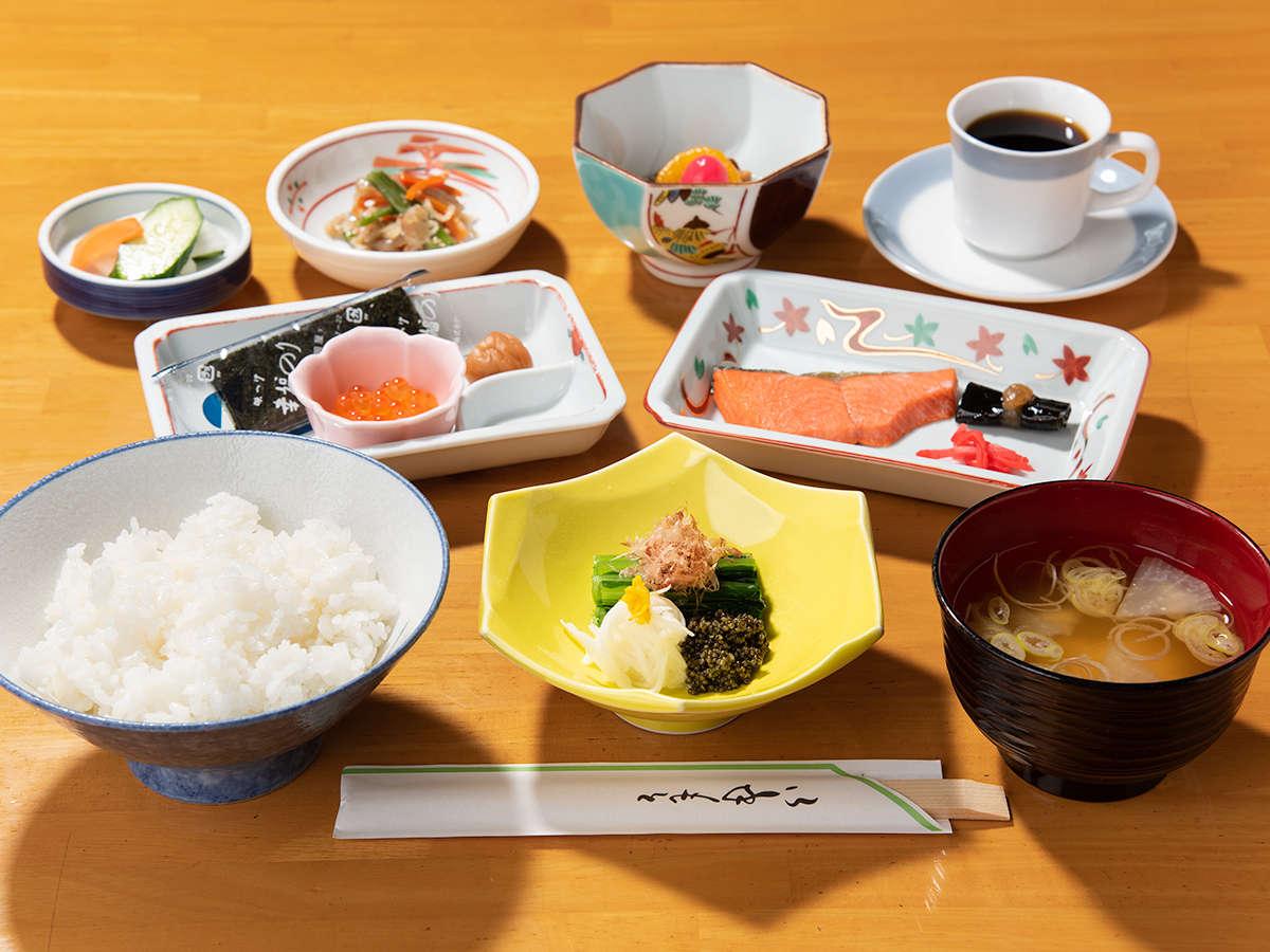 *【朝食/和食】