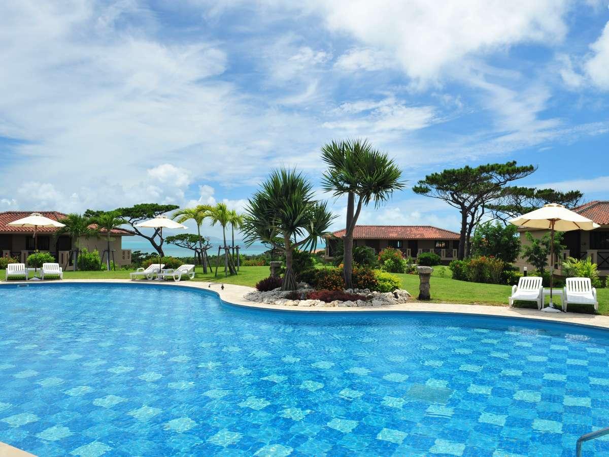 星野リゾート ホテルニラカナイ小浜島