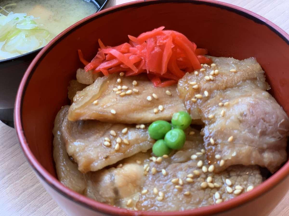 ◆帯広名物!豚丼◆