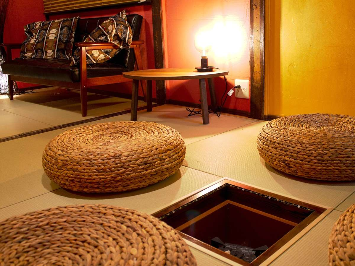 ・【TATAMIⅠ】畳のお部屋でお寛ぎください