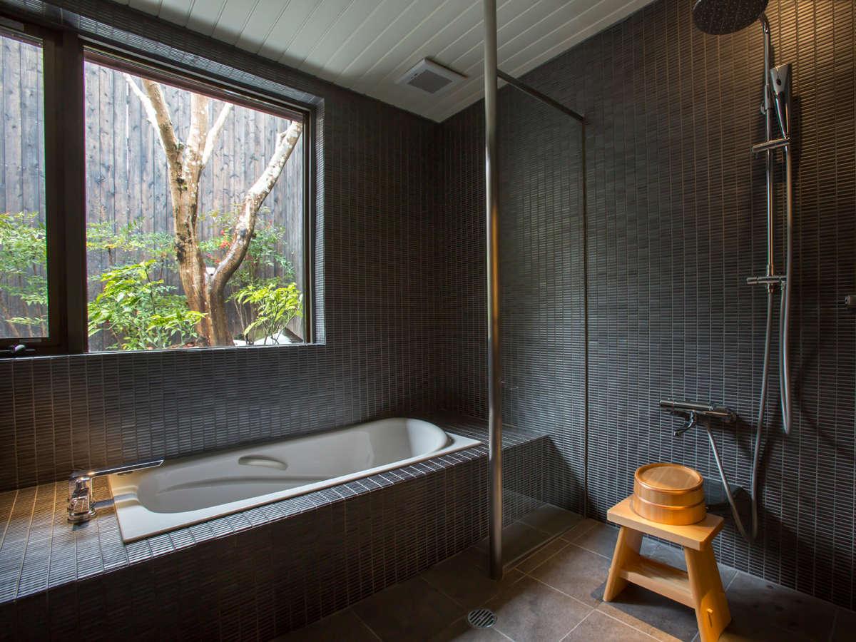 里山ヒュッテ Type G(浴室一例)