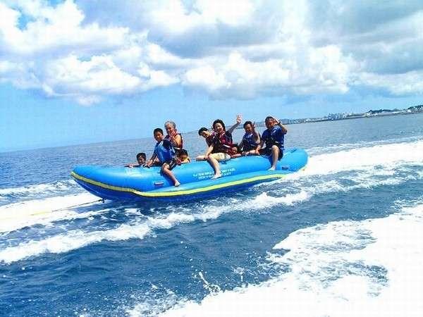 アラハビーチでドラゴンボートを楽しもう♪