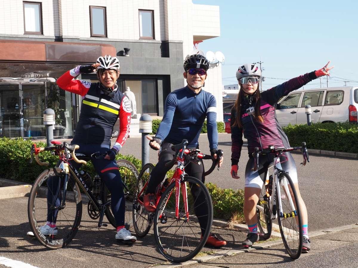 当ホテルを拠点に自転車で佐賀の魅力を感じてください♪