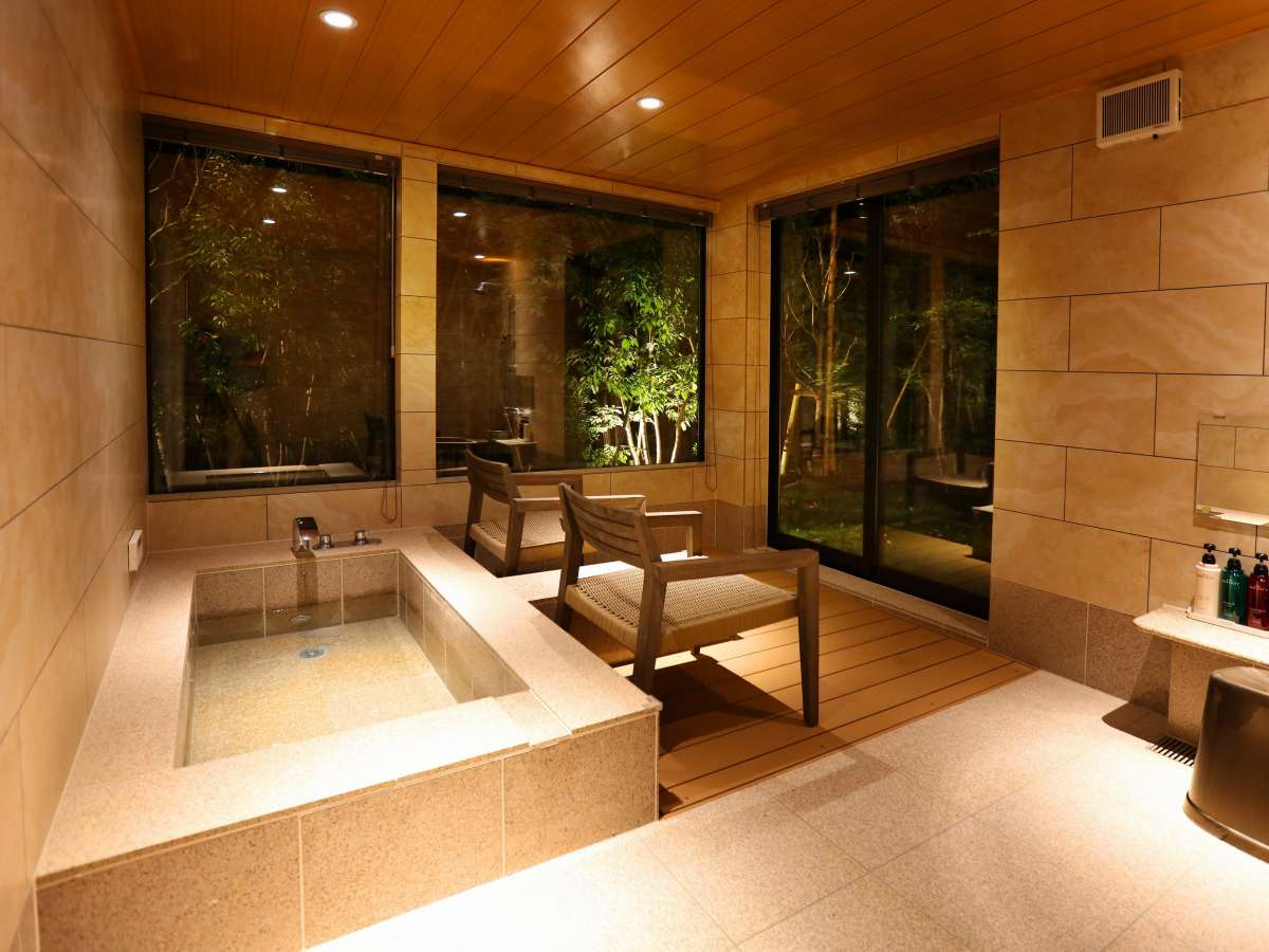 タイプG【釈迦岳】バスルーム