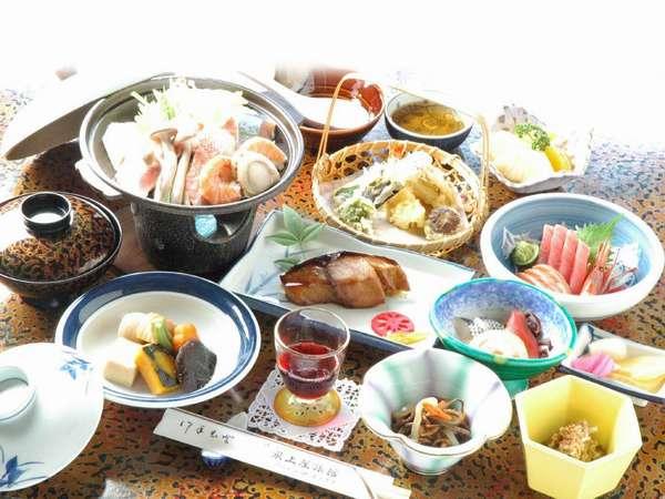 食事イメージ(最上鍋)