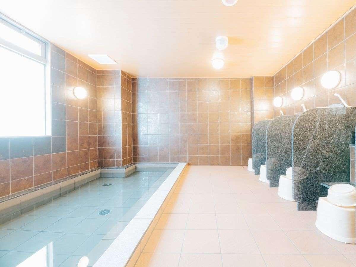 大浴場 男女別