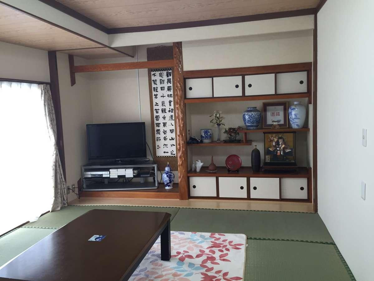 民宿和楽家2階和室ホームページご案内https://www.warakuya.net
