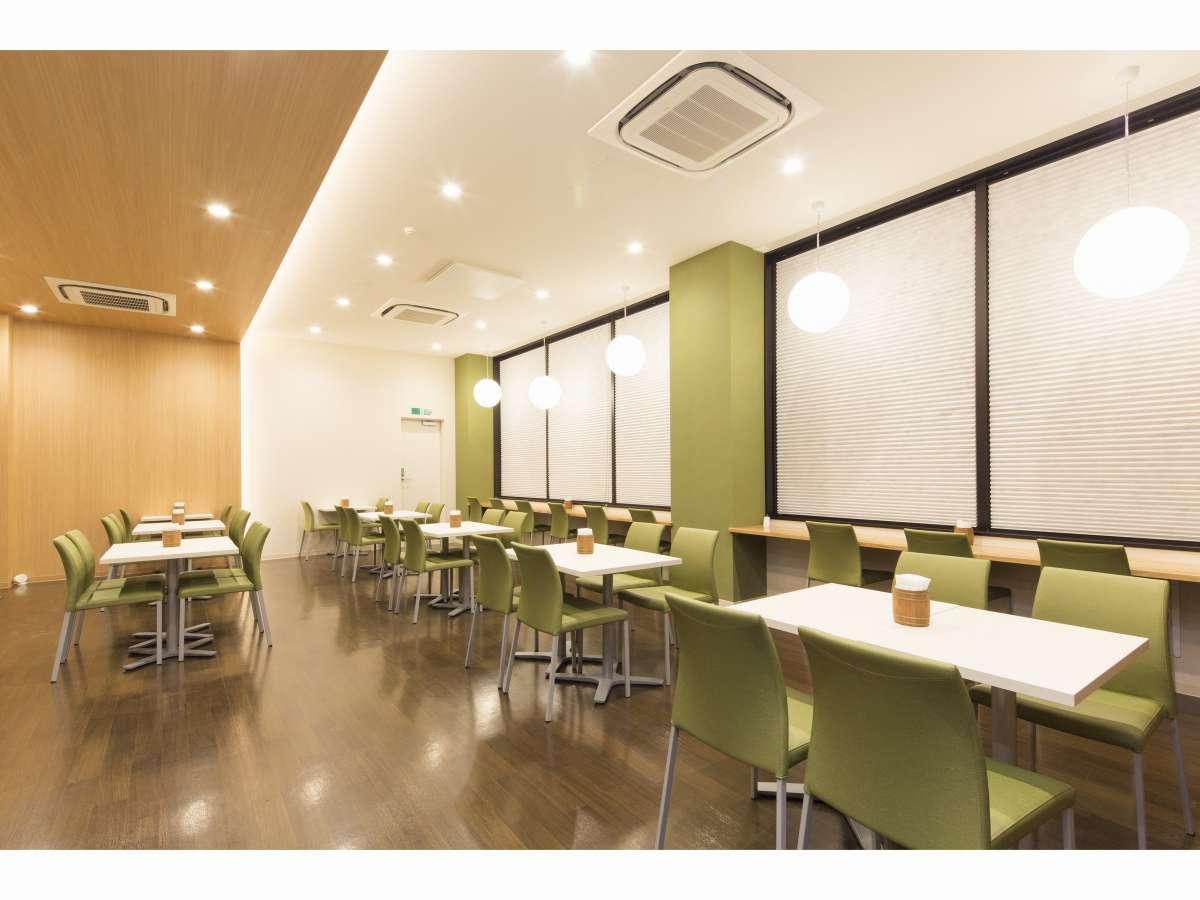 <2F>朝食ラウンジ◇15:00~深夜1:00ウェルカムコーヒー実施中◇