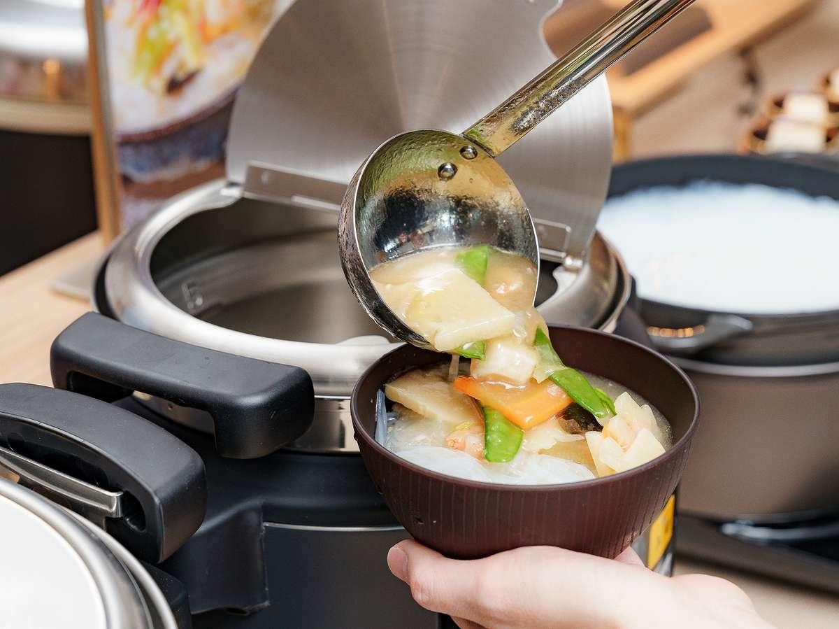 熊本の郷土料理 だご汁