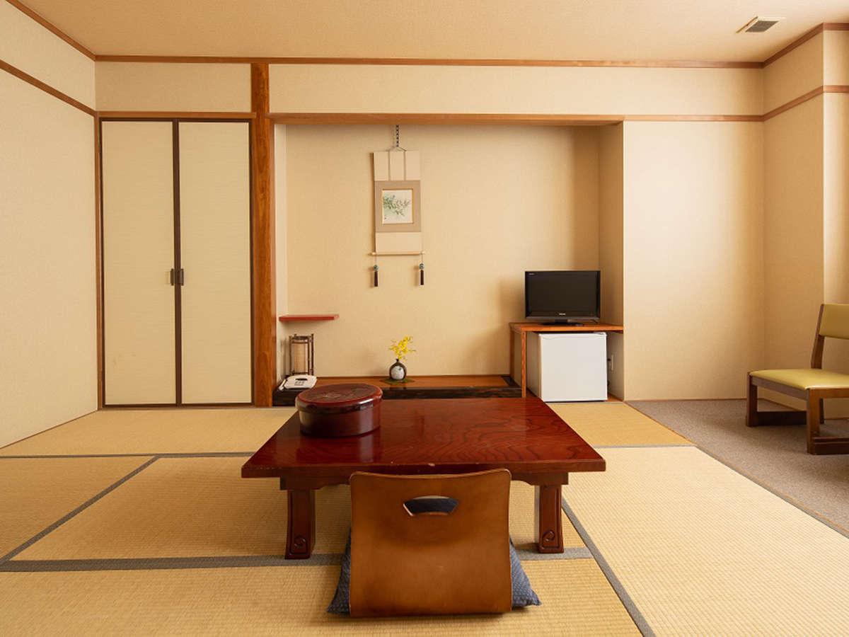 【お部屋】清潔感のあるお部屋へご案内します。