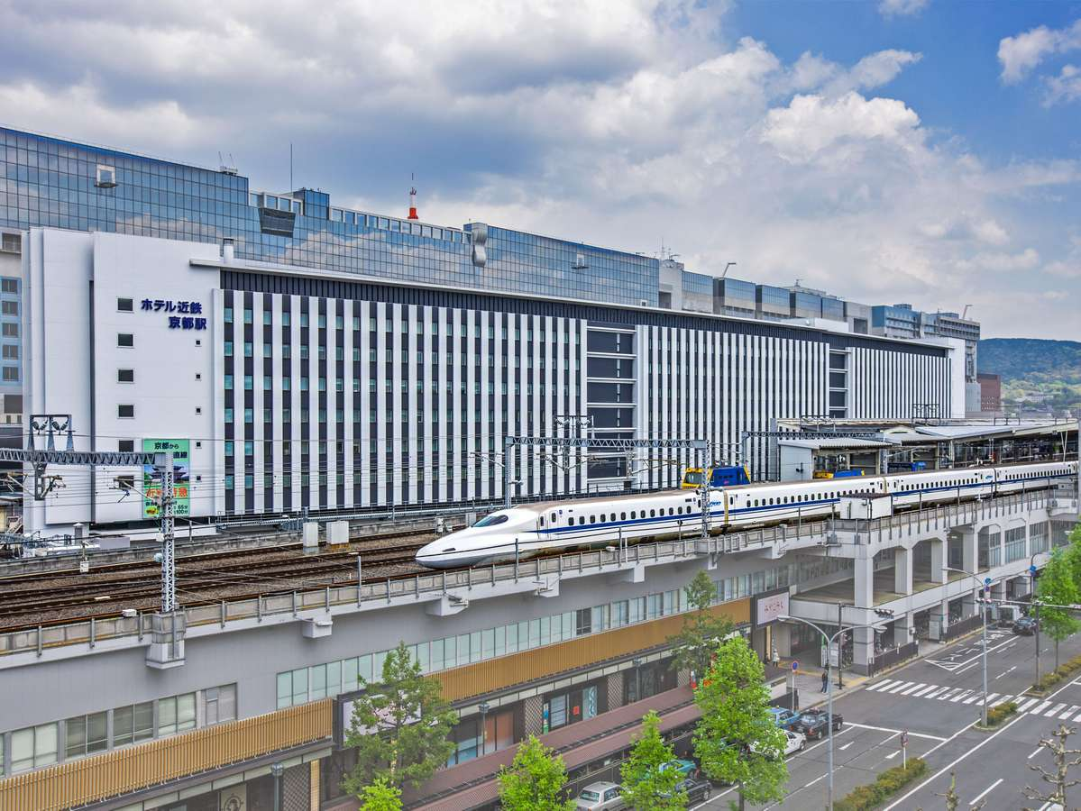 Hotel kintetsu kyoto station hotels rooms rates for Hotels kyoto