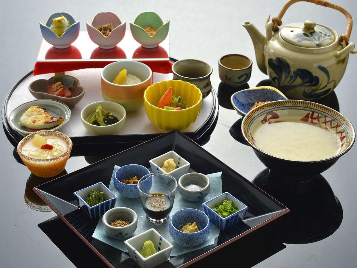 料理:発酵朝食