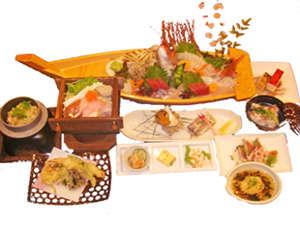 ☆熊野の味覚を存分に!宿泊プラン限定料理、みかくプラン☆
