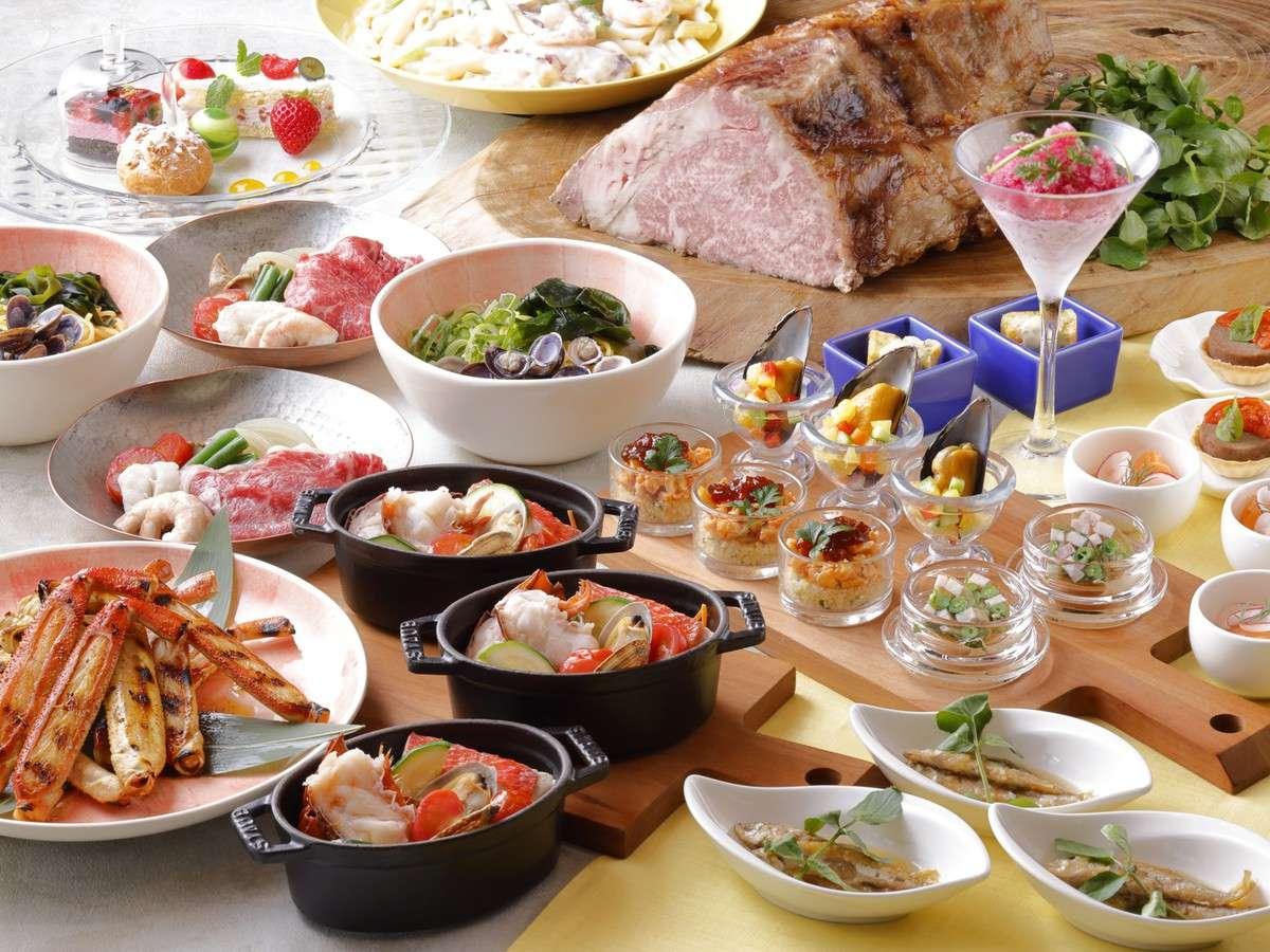 【レストラン・ザ・ガーデン】4月26日~6月25日までのメニューイメージ