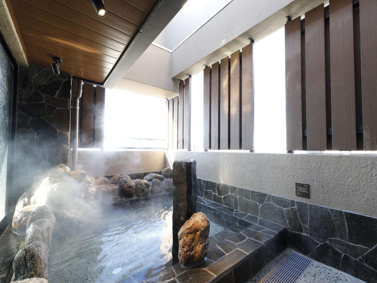 ■【女性】露天風呂 (湯温:41-42℃)