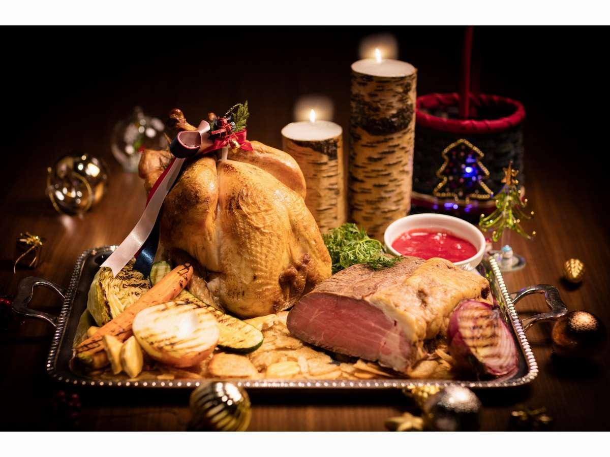 クリスマスディナーブッフェ_イメージ