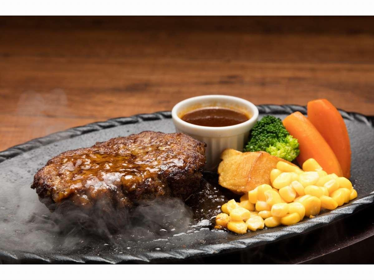 米沢牛ハンバーグステーキセット_イメージ