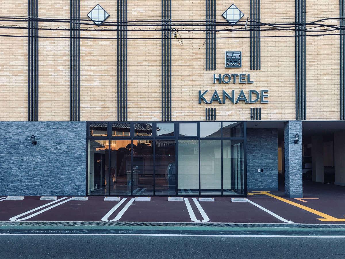 HOTEL KANADE 関空貝塚は2020年6月5日(金)オープン♪