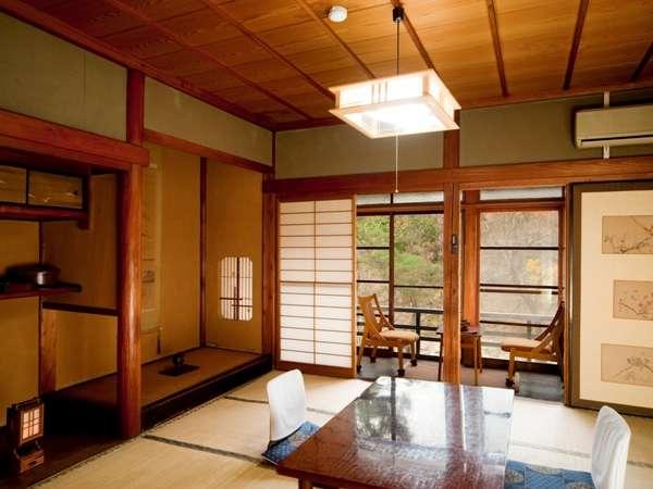 Japanese-style hotel Shiroyamakan
