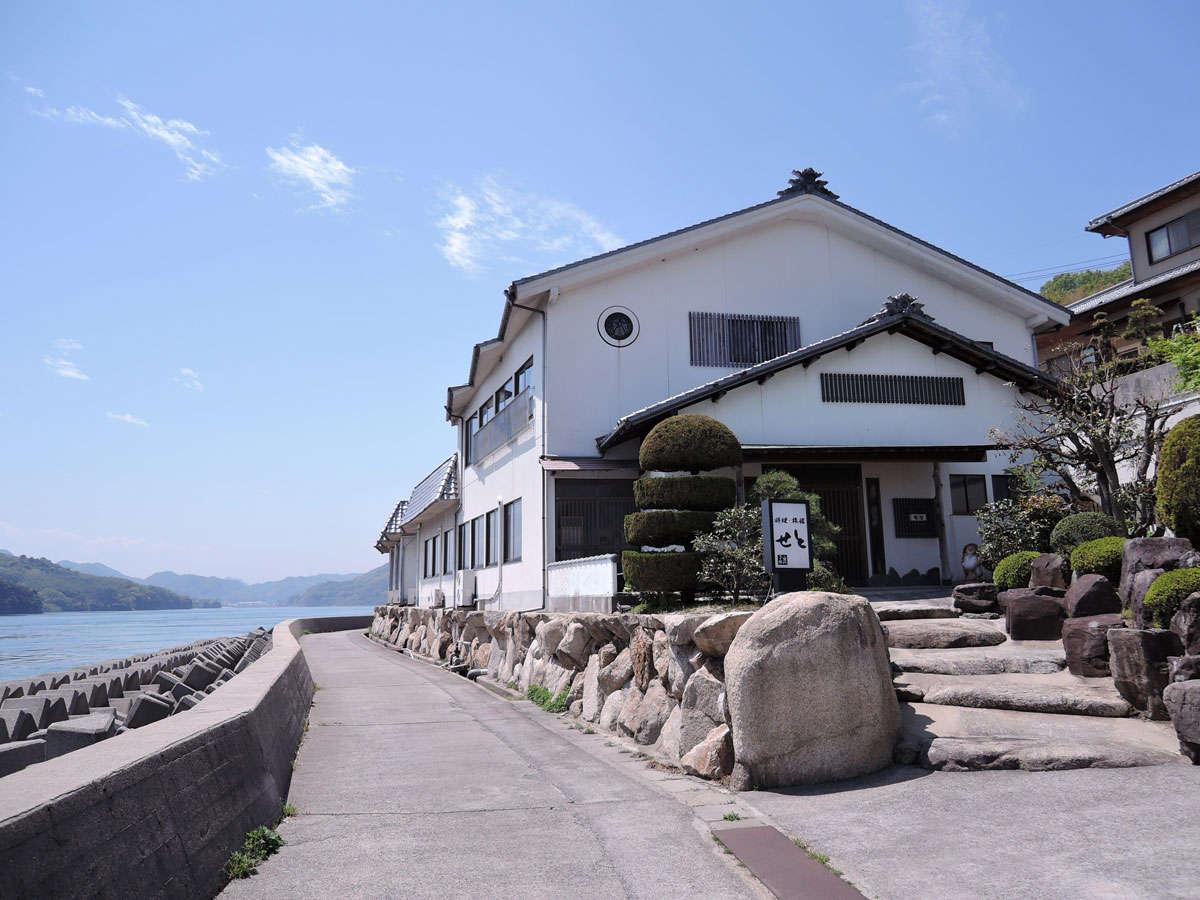 *前身は魚料理屋!全4室の家族で営む家庭的な料理旅館です