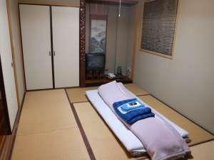 和室(3名様までお泊り頂けます。)