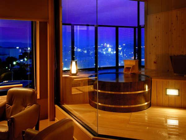 仙台 露天風呂付き客室