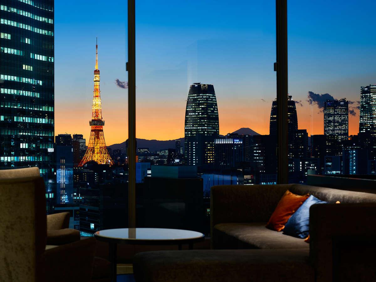 <眺望>三井ガーデンホテル銀座プレミア