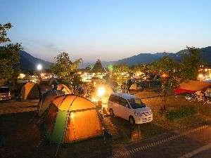 広々としたキャンプ場があり初心者から上級者まで対応可能です!