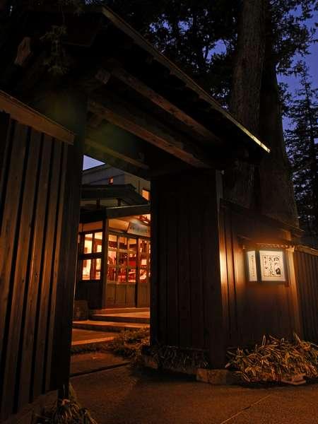 田町武家屋敷ホテル 門