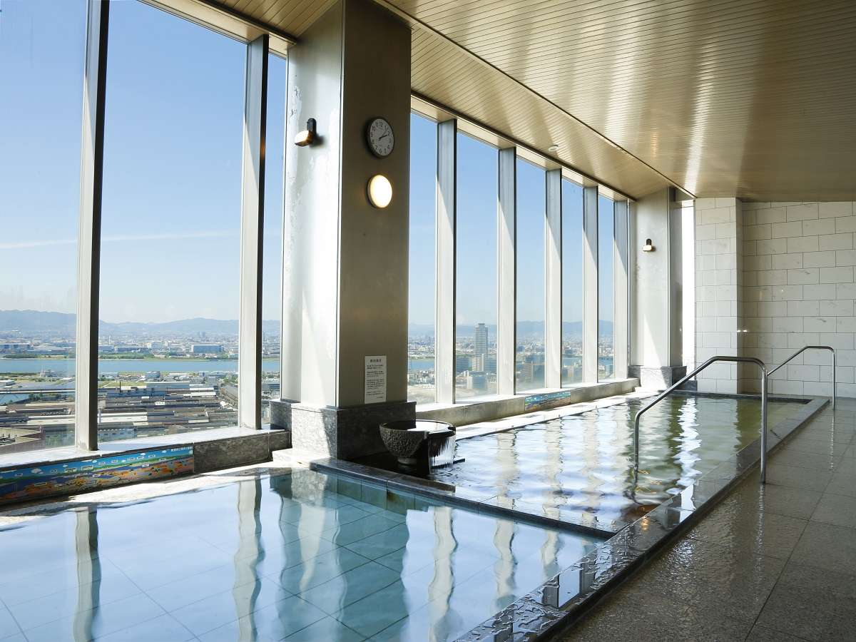 ホテル京阪ユニバーサル・タワー 温泉