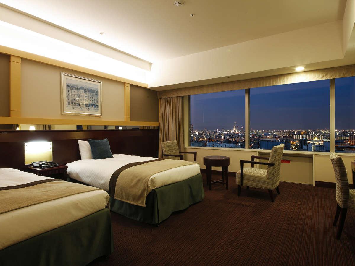 ホテル京阪 ユニバーサル・タワー 客室