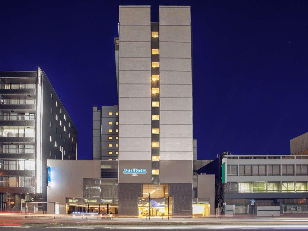 ホテル外観|2020年4月全館リニューアル完了