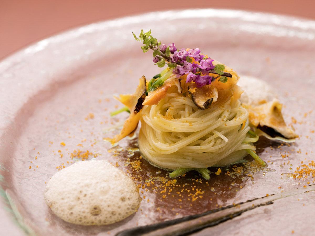 サラカリーナ・フルコース/パスタ料理イメージ