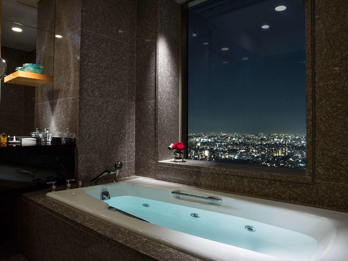 ビューバス イメージ バスルームに窓があるビューバスルームは人気のお部屋タイプ