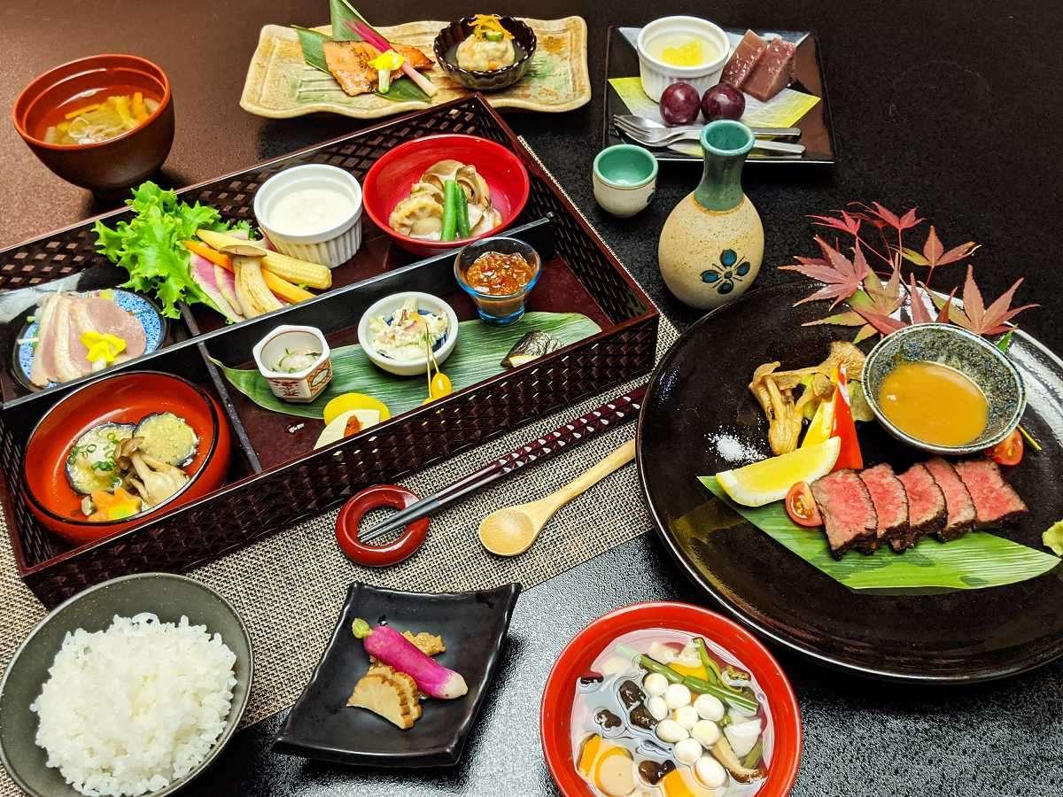 【夕食お届けお届けプラン】ご夕食をお部屋でお召し上がりいただけるプランです。お日にち限定。