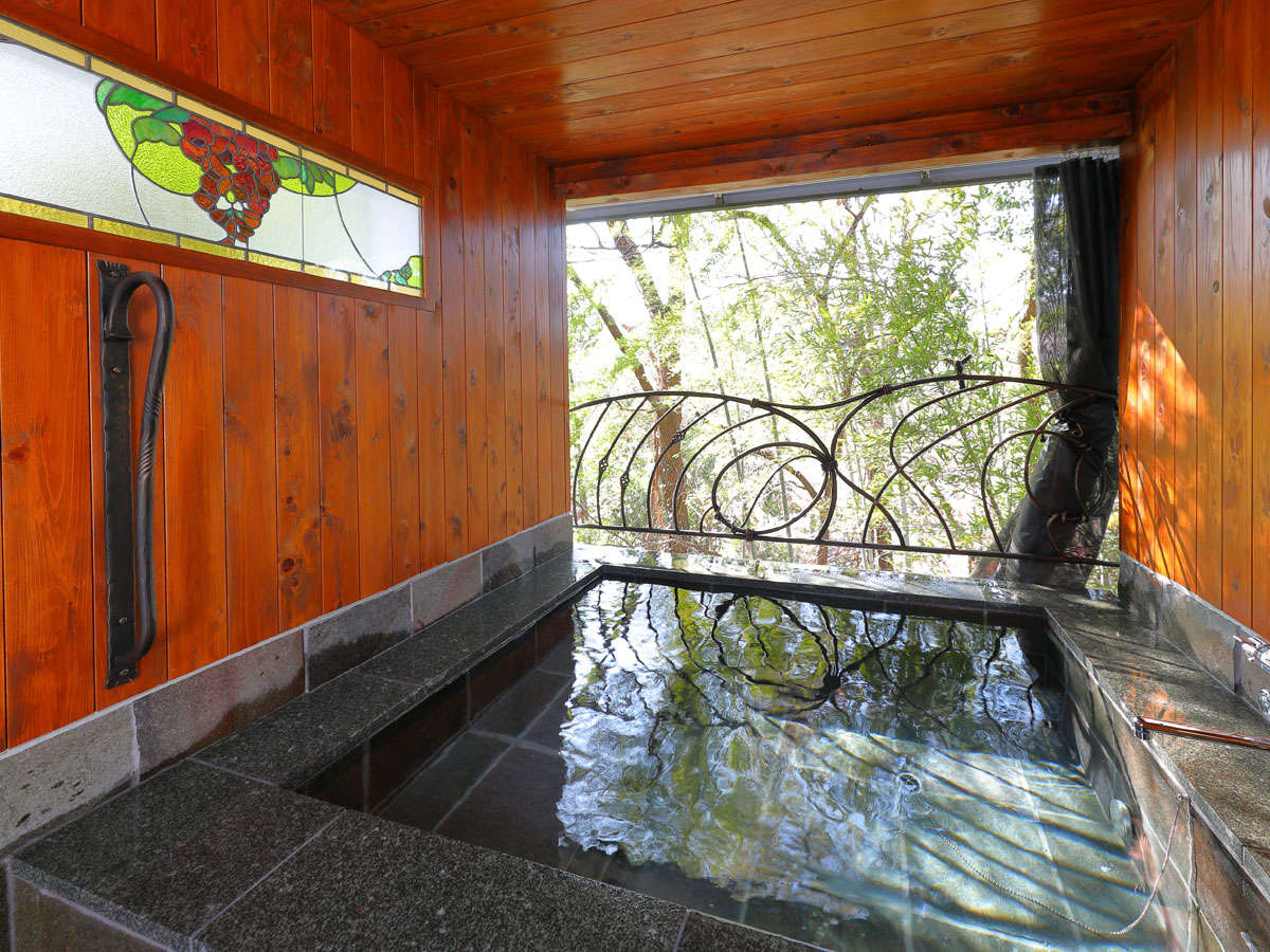 【Troom】客室専用露天風呂