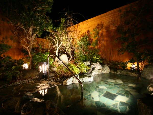風月の湯 野天風呂⑤