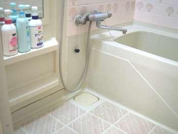 2008年10月現在のお風呂です 3室あります