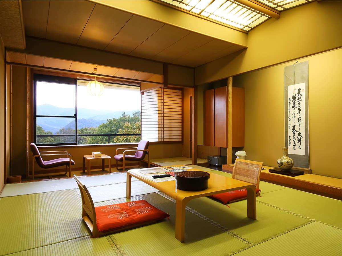 10畳和室タイプ客室一例