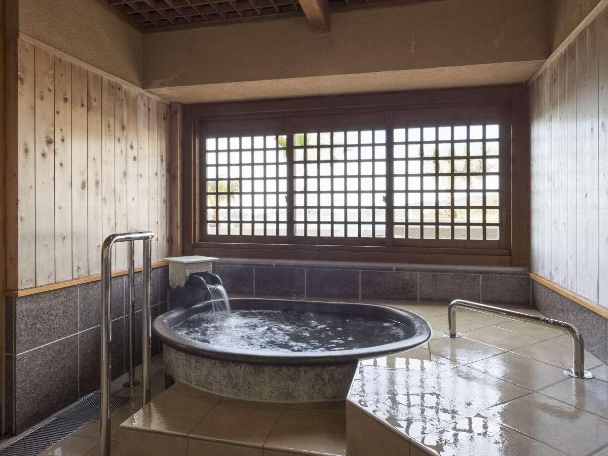 鳥羽シーサイドホテル お風呂
