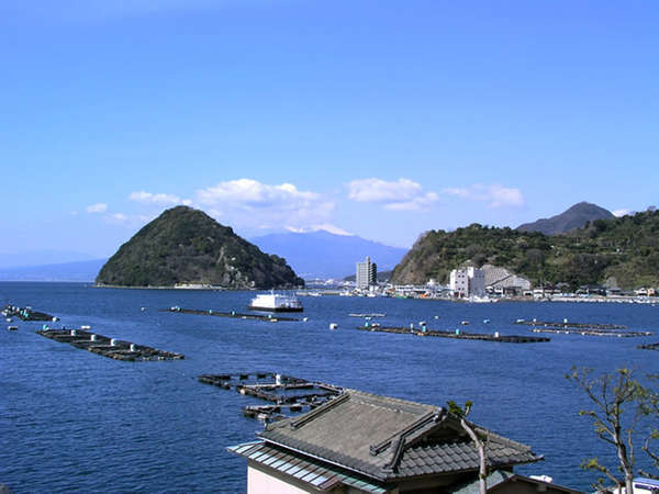 *晴れた日には、富士山を一望できる絶景が楽しめます♪