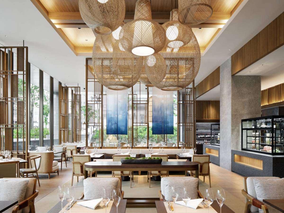 レストラン「Silk Road Dining」