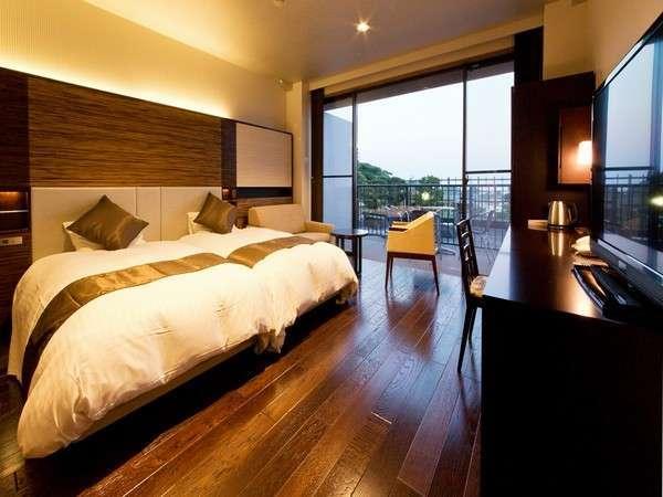 リゾートヒルズ豊浜 蒼空の風 客室