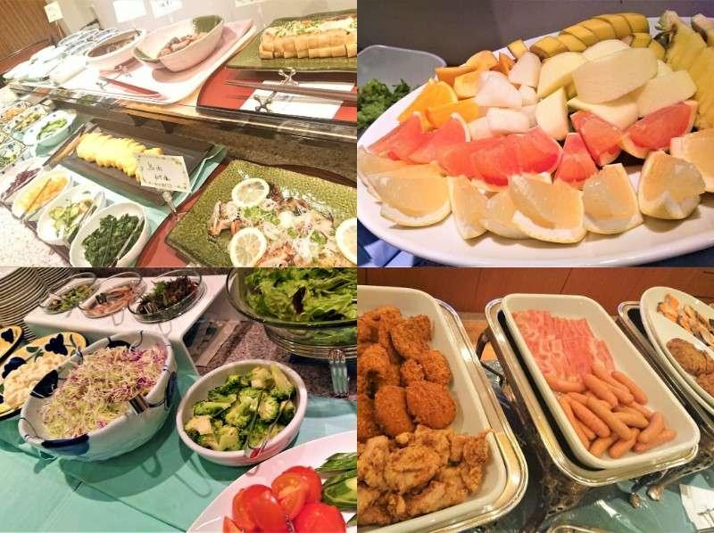 朝食バイキング※料理一例 ◆AM7:00~AM9:30
