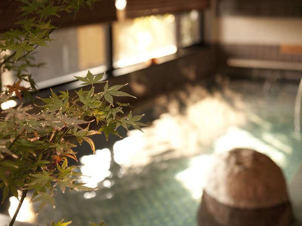 ◆天然温泉大浴場 【花蛍の湯】