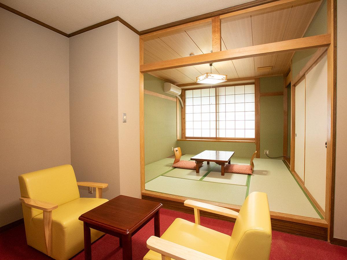 別館和室6~8畳タイプ一例