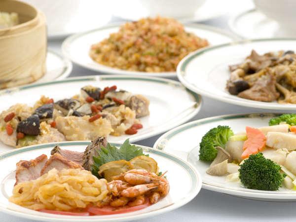 【聖紫花】「医食同源」をベースとした、体にやさしい料理の数々