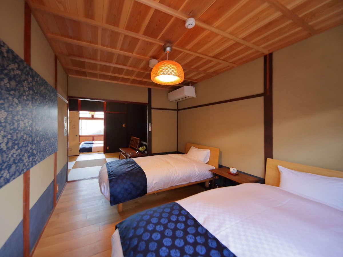【東邸】2階主寝室